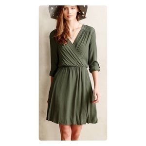💥PRICE DROP💥 Maeve Lene Zipper Dress